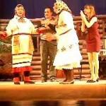 чувашский спектакль