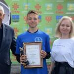 Лучший игрок Динар Ганиев